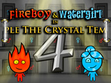 Fireboy & Watergirl 4: The Crystal Temple