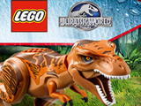 Demolition Dinosaur – Lego Jurassic World
