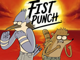 Regular Show - Fist Punch
