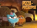 Gumball: Pizza-pocalypse – Play Free Online Games