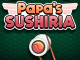 New Papa's Sushiria