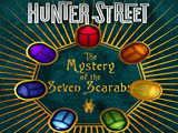 The Mystery of the Seven Scarabs – Hunter Street