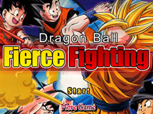 Dragon Ball Fierce Fighting – Microjogos