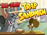 Tom and Jerry in Trap Sandwich